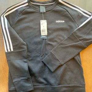 Adidas Sweatshirt Pullover NWT!